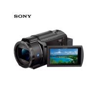 索尼(SONY)FDR-AX45高清4K 数码摄像机 家用直播摄像机 手持DV/摄影机 A
