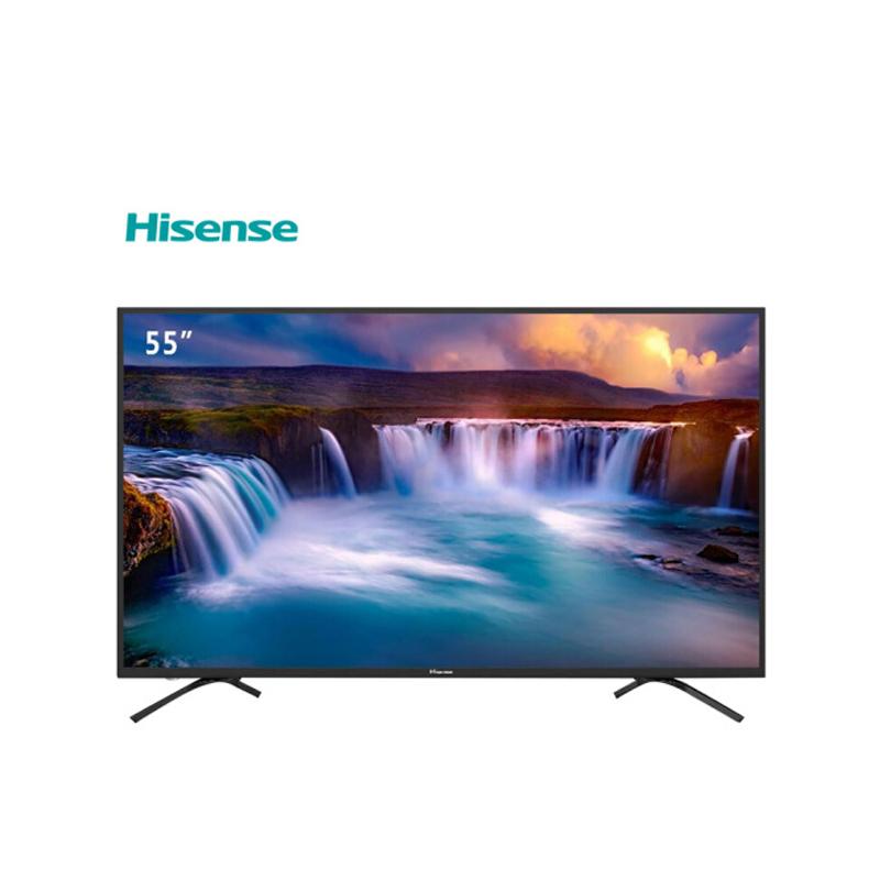 海信(Hisense) HZ55H55 55英寸 4K超高清网络智能液晶电视机