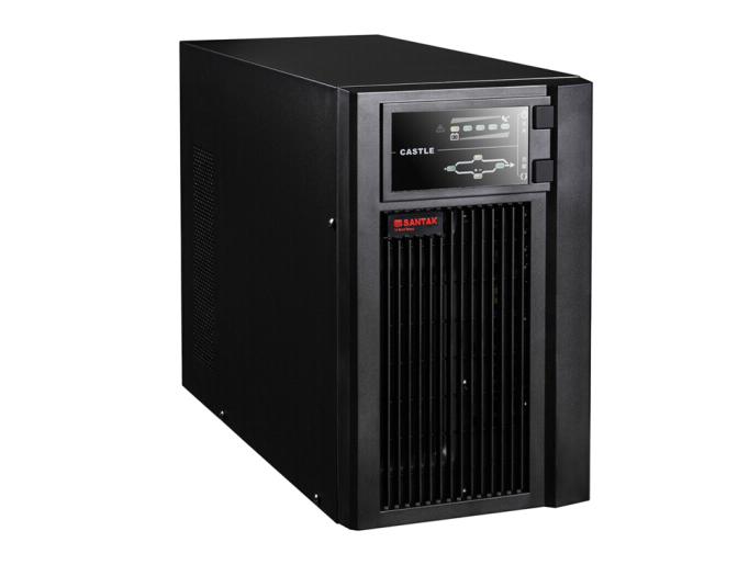 山特不间断电源机房服务器稳压后备电源 c1-3k