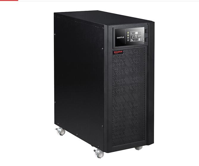 山特(SANTAK)C6K 在线式UPS不间断电源 稳压服务器机房电脑停电后备电源6KVA/5400W