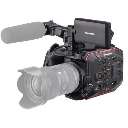 松下AU-EVA1摄像机5.7K电影机