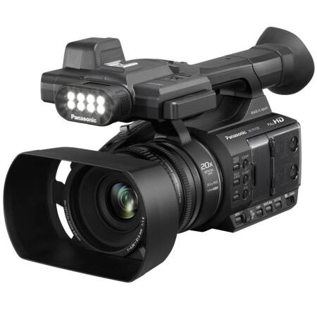 松下HC-PV100GK手持专业便携式高清摄像机