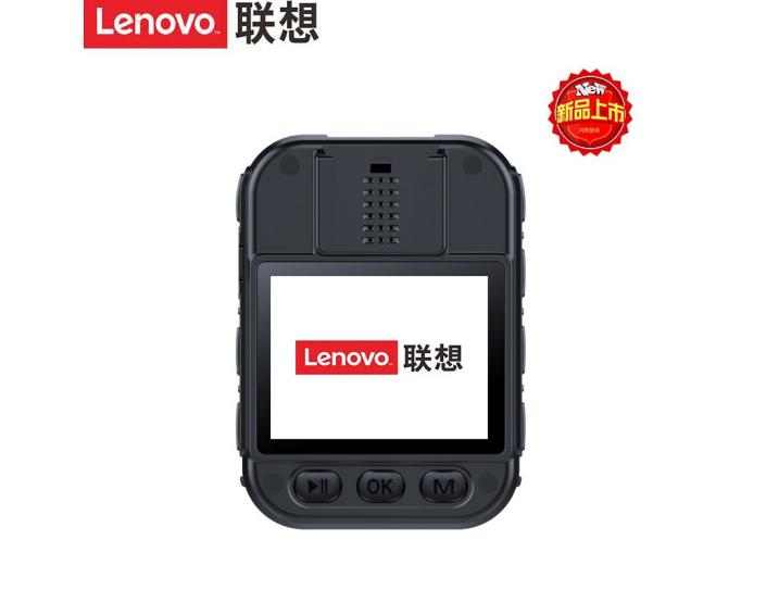 联想(Lenovo)DSJ-3W执法记录仪4800W高清红外夜视专业微型便携音视频现场执法