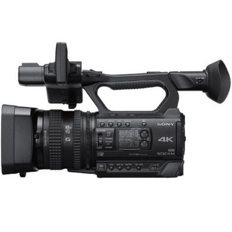 索尼(SONY)PXW-Z150 1英寸4K CMOS 手持式广播级摄录一体机