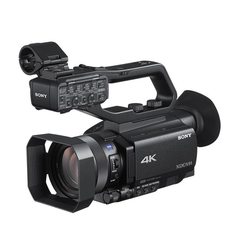 索尼(SONY)专业摄像机PXW-Z90 手持式4K摄录一体机