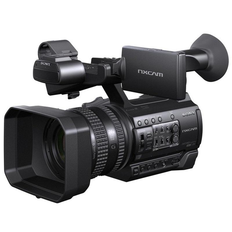 索尼(SONY)HXR-NX100 1英寸CMOS专业便携式摄录一体机