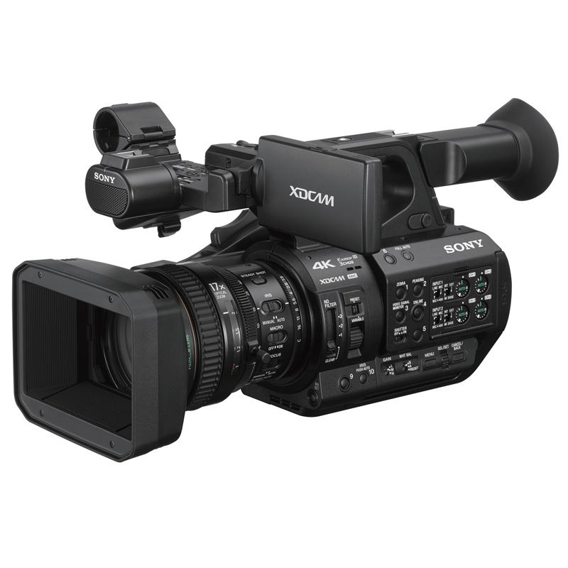 索尼(SONY) PXW-Z280V 手持式4K摄录一体机