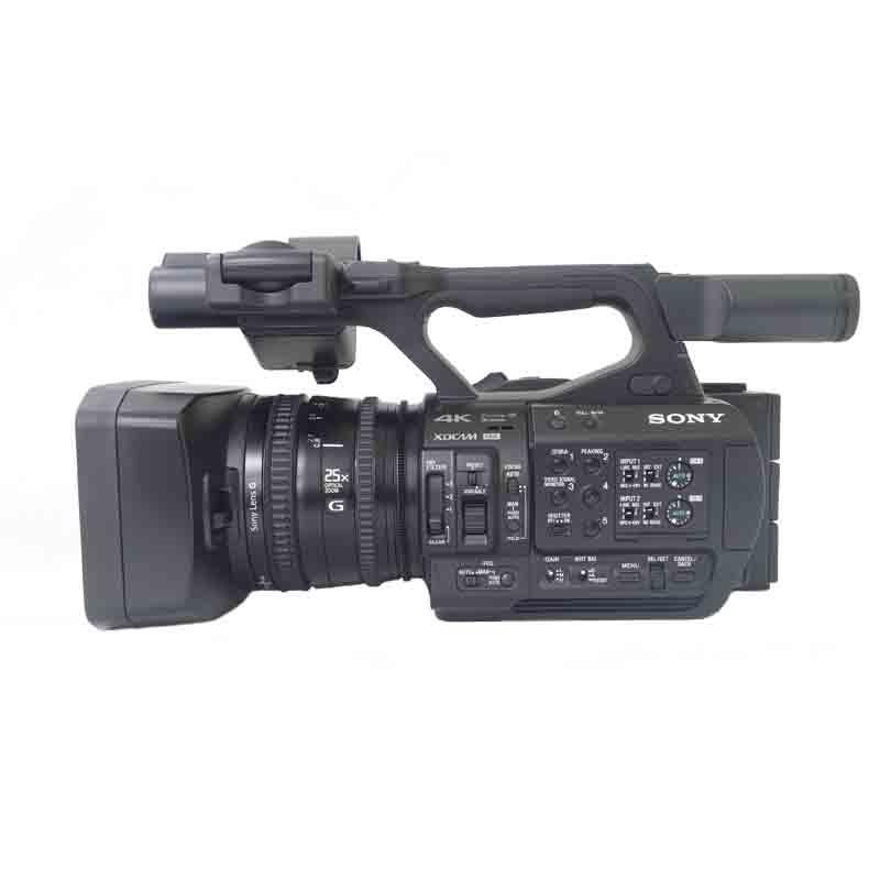索尼 SONY PXW-Z190 13英寸3CMOS 25倍光变 28.8mm广角 4K手