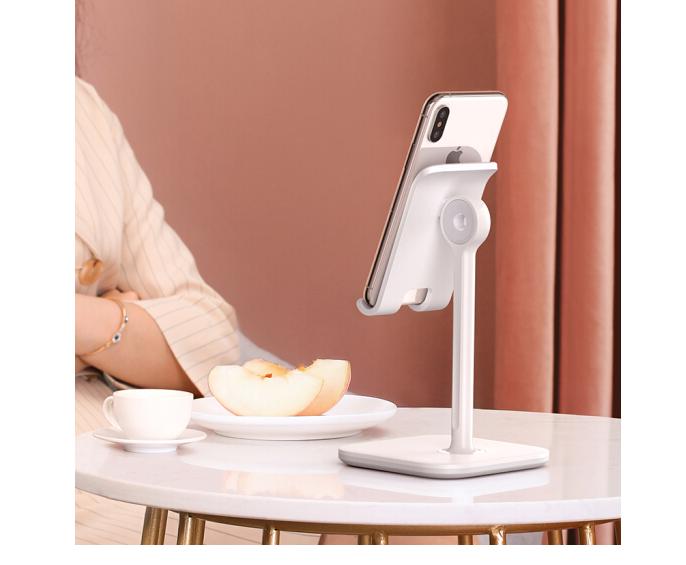 绿联 桌面手机支架 懒人支架床头平板支撑架直播网红看电视办公室便携通用ipad mini苹