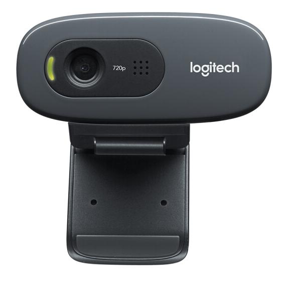 罗技(logitech)C270 网络监控摄像头