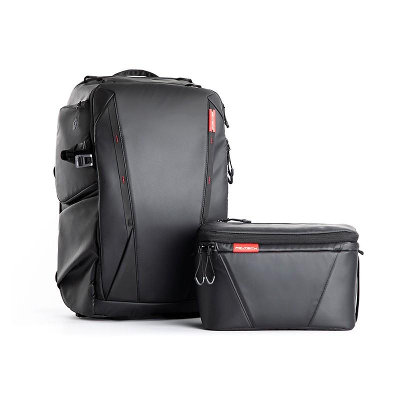 PGYTECH OneMo摄影背包 25L+单肩包(暮光黑)