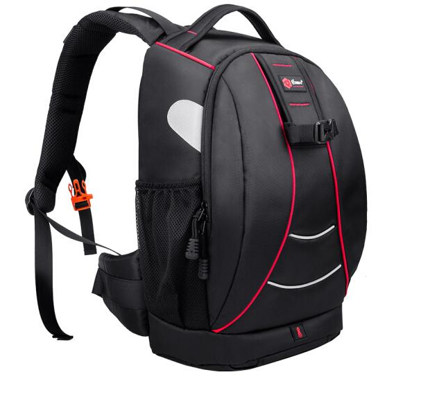 锐玛(EIRMAI) EMB-D2330 专业单反相机包双肩摄影包大容量防盗多功能数码单反