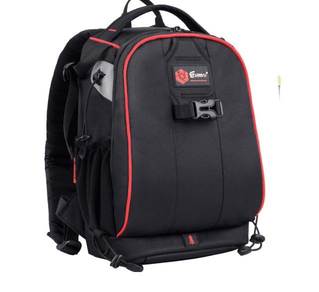 锐玛(EIRMAI)D2320升级款开拓者系列中号 单反相机包 摄影包 防水防震数码双肩包