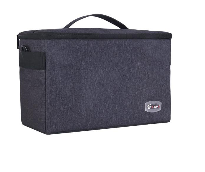 锐玛(EIRMAI)DP112S 专业单反相机包 摄影包 防水防震内胆包 灰色