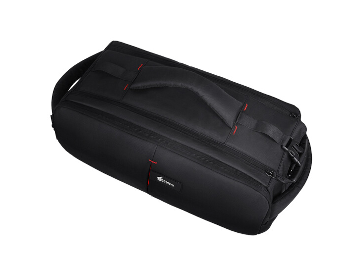 锐玛(EIRMAI)EMB-VD112V 大容量单反相机摄影包 防水防震相机包 黑色