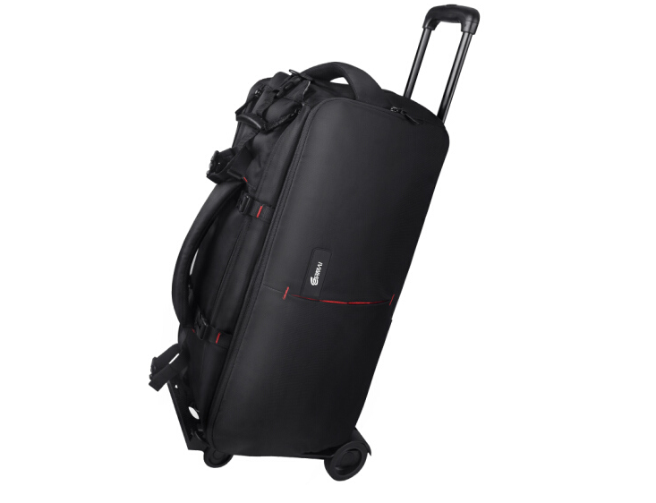 锐玛(EIRMAI) 锐玛相机包摄像机包拉杆摄影包大容量单反相机包双肩多功能背包 VD11