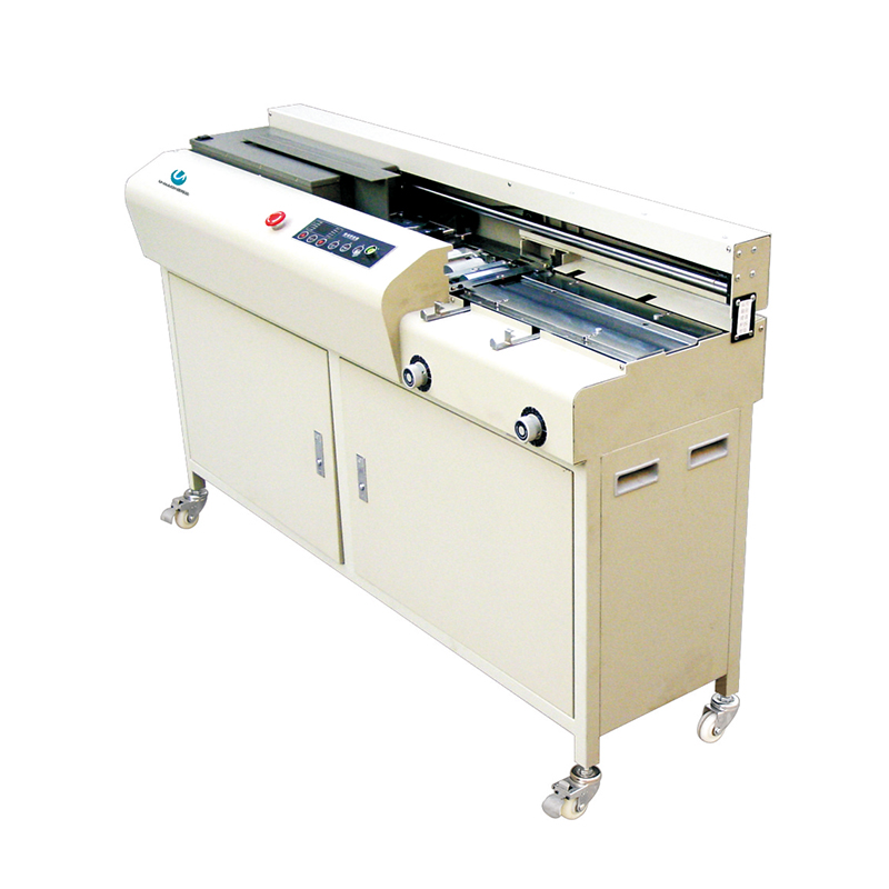 优玛仕U-600Q全自动胶装机A4无线书本文本胶装机