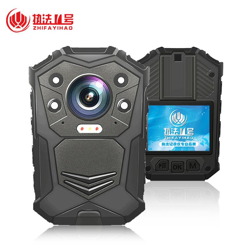 执法1号 DSJ-H9 现场记录仪1296P高清安霸A7高清红外记录仪摄像机 (64G内存