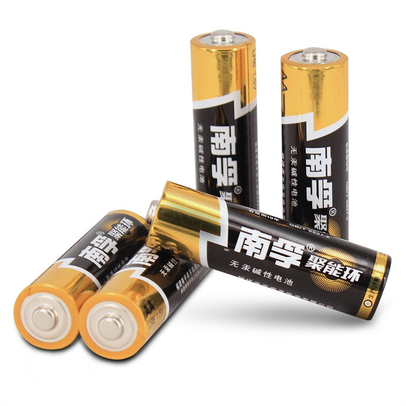 南孚碱性电池5号1.5V 单粒装
