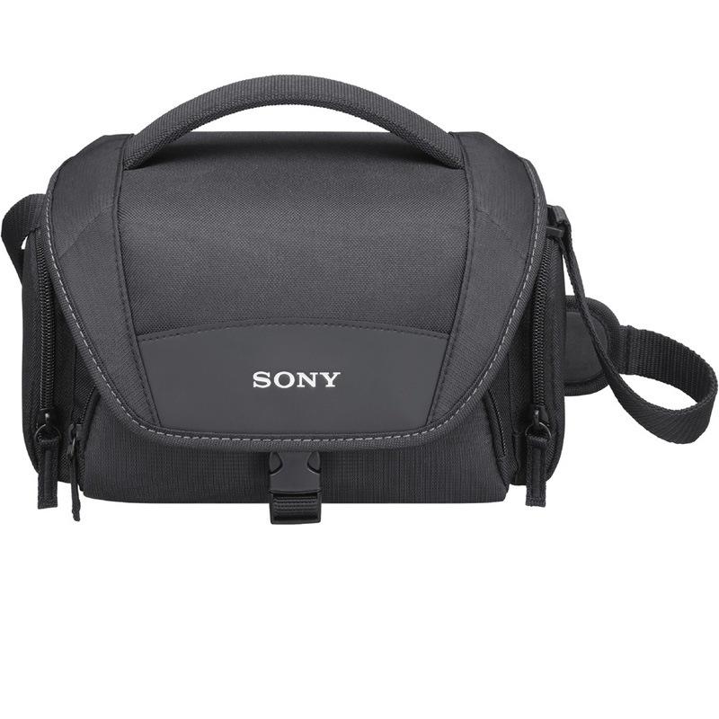 索尼(SONY)LCS-U21 便携相机包(推荐搭配微单、摄像机)