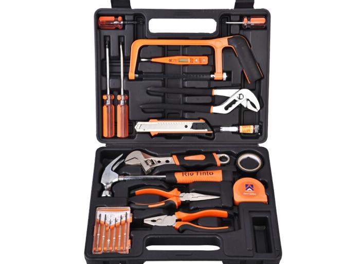 锴达工具套装21件家用多功能五金工具组套 KT89121A