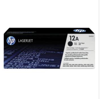 惠普(HP)12A/Q2612A 黑色硒鼓