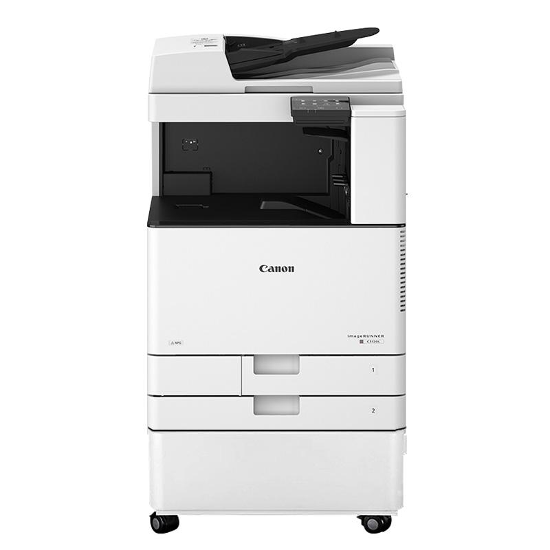 佳能(Canon)iRC3125 A3彩色数码复合机(双面打印/复印/扫描/WiFi)