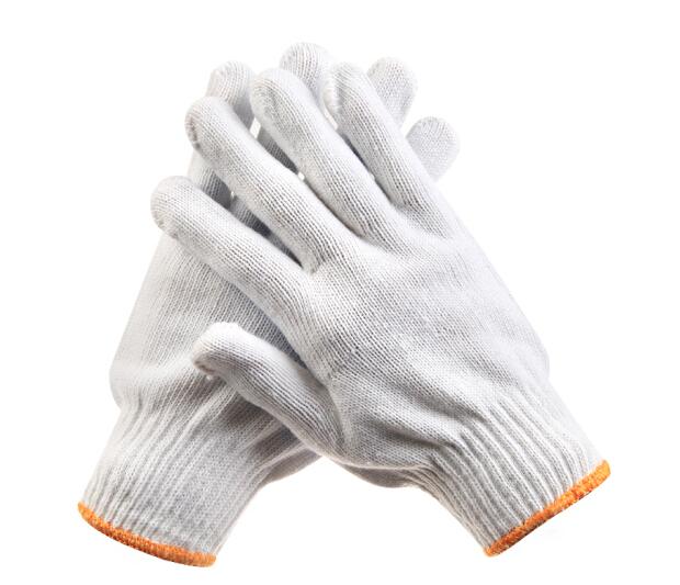 星宇 D208 手套纯棉线 白色(单位:副)