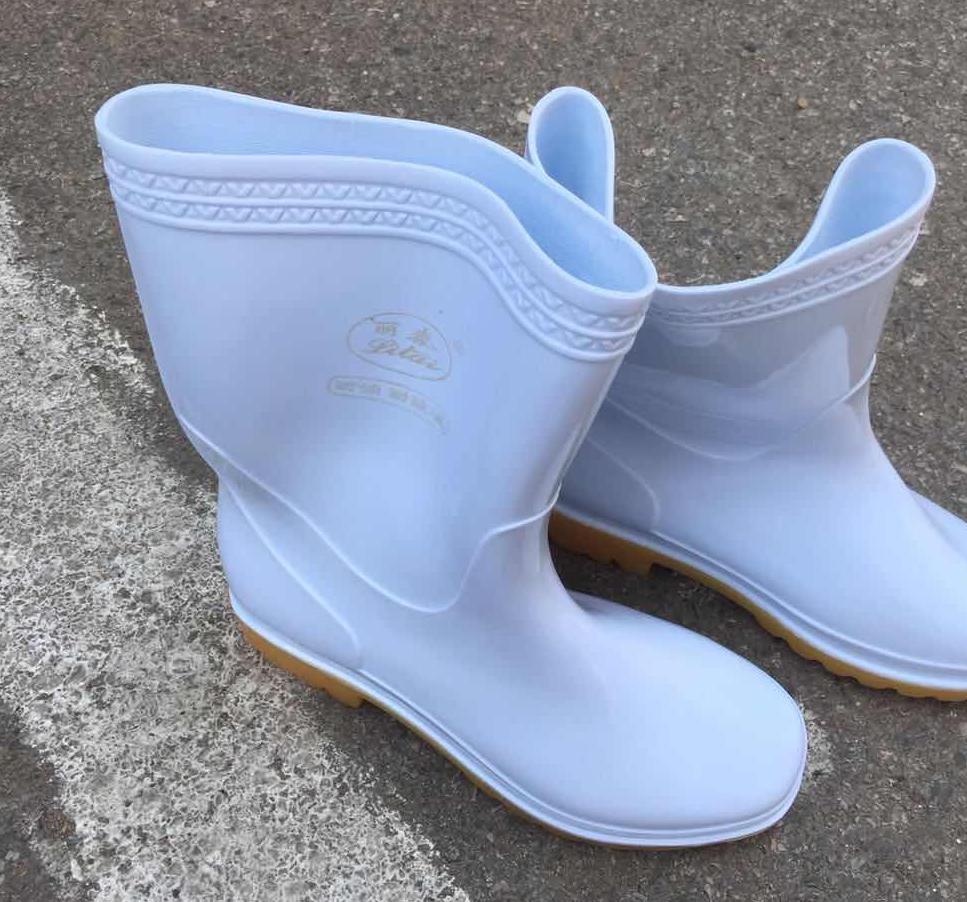 丽泰雨靴 雨鞋39码 防滑耐油靴子(单位:双)