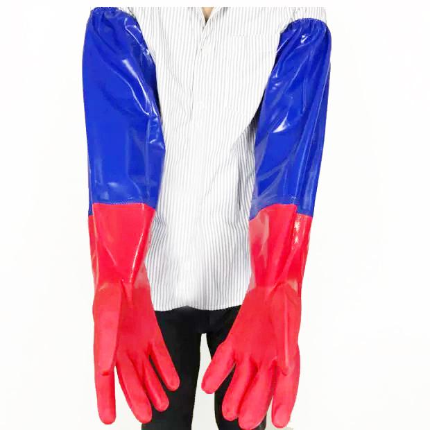 善妮欧德(suniode)60cm加厚加长乳胶加绒保暖手套(单位:副)